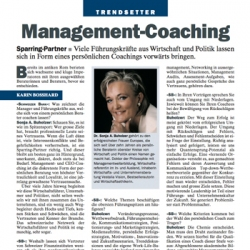 Management-Coaching