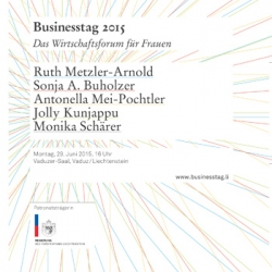 Businesstag 2015