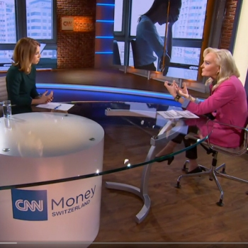 Sonja Buholzer at CNNMoney Switzerland